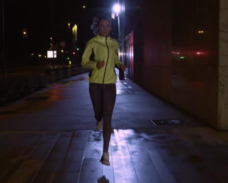 Equipement pour courir la nuit