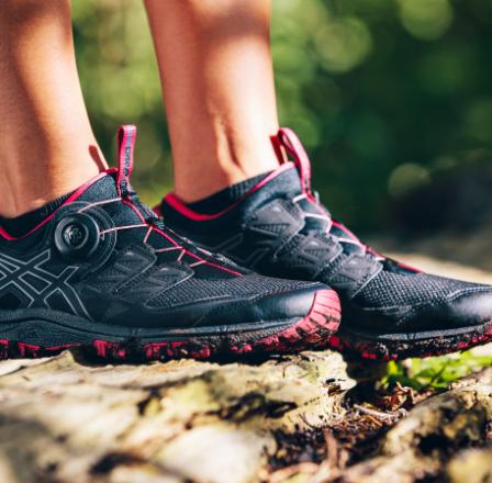 chaussure de trail femme