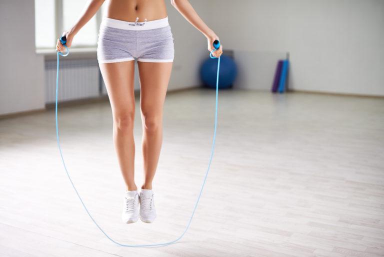 bienfaits de la corde à sauter