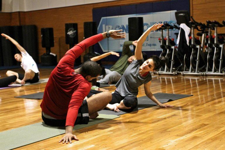exercice de sport a faire chez soi